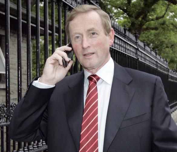 17/6/2010 Fine Gael leadership Contests
