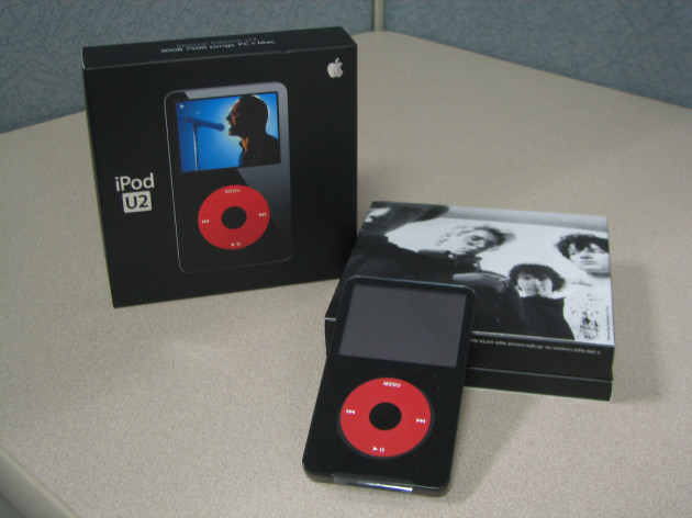 U2 iPod (front)