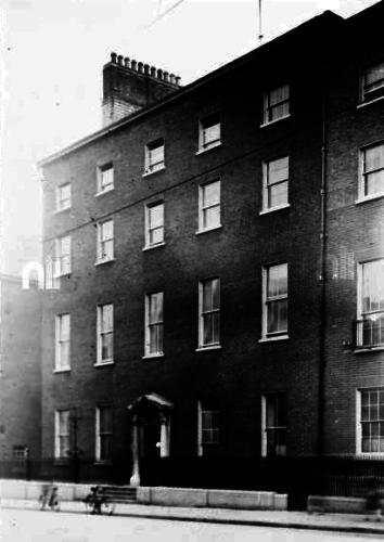 Dublin tenement