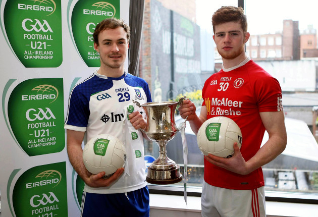 Kevin Loughran and Cathal McShane