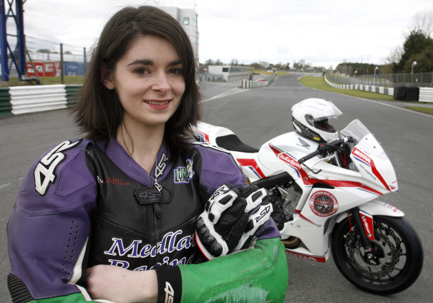 Nicole Lynch - Motorbike Racer