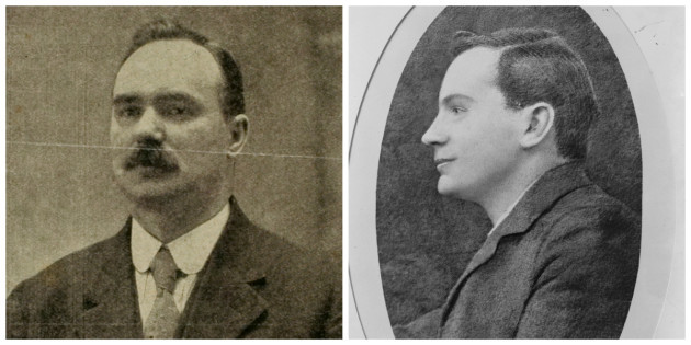 Connolly and Pearse
