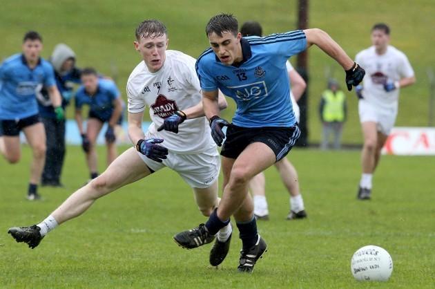 Declan Monaghan and Ben McCormack