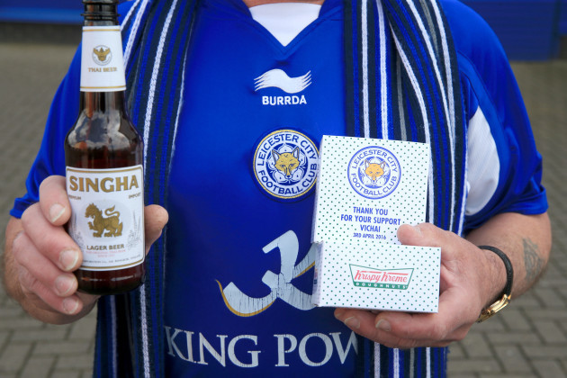 Leicester City v Southampton - Barclays Premier League - King Power Stadium