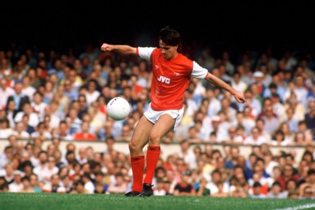 Soccer - Canon League Division One - Arsenal v Luton Town