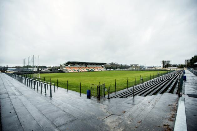 A general view of  Páirc Seán Mac Diarmada