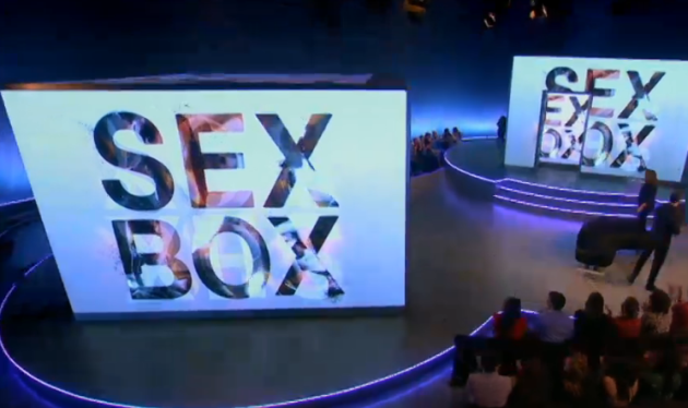 Two colleagues had sex with each other on Channel 4 last night and