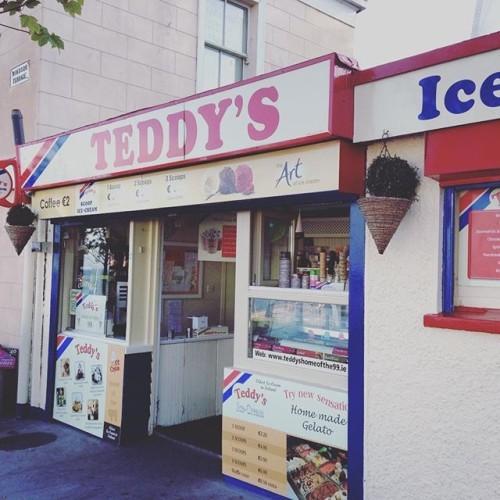 #teddysicecream #dublin #99