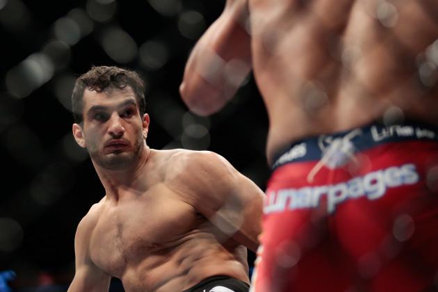 Germany UFC Mixed Martial Arts