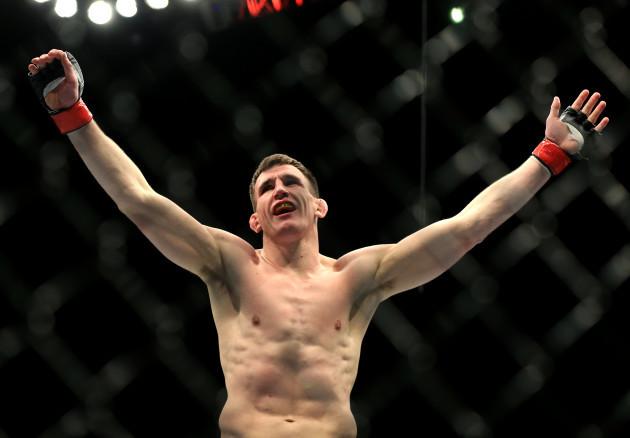 UFC Fight Night 84 - 02 Arena