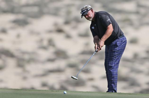 Mideast Emirates Golf