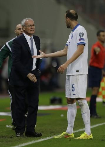 Greece Faroe Islands Euro Soccer