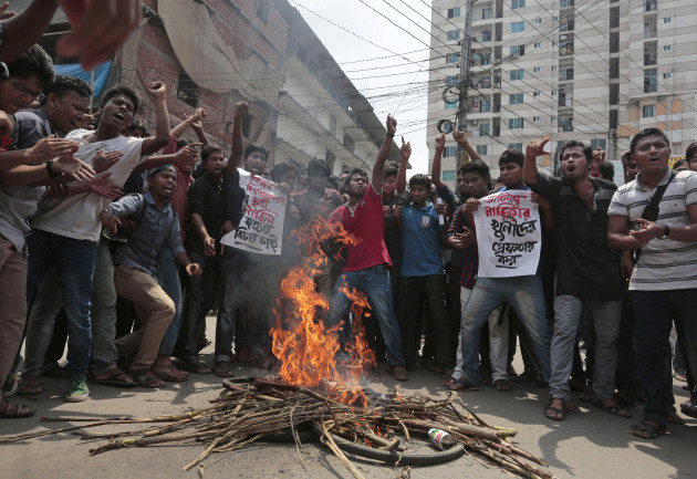 Bangladesh Student Hacked