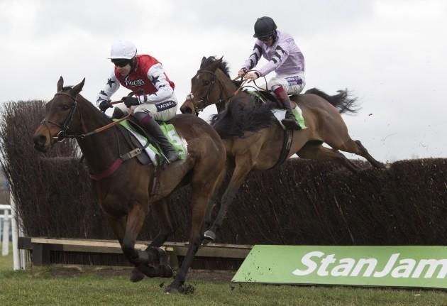 Horse Racing - Greatwood Charity Raceday - Newbury Racecourse