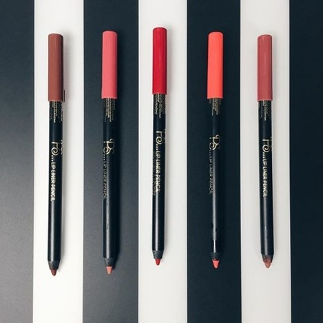 I'm loving these primark lip liners at the moment, and they're only £1 each!