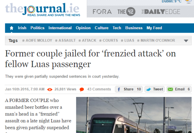 luas article