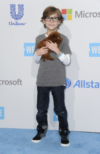 2016 WE Day California - Arrivals