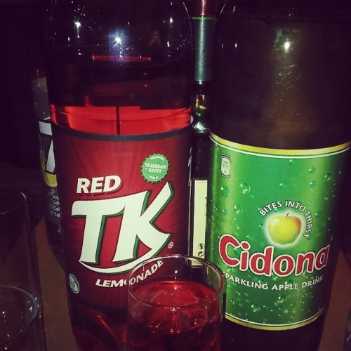 Ireland has the BEST soft drinks!! #Ireland #home #Cidona #RedLemonade #TK #thingsImiss #Scotlandneedstogetonthis