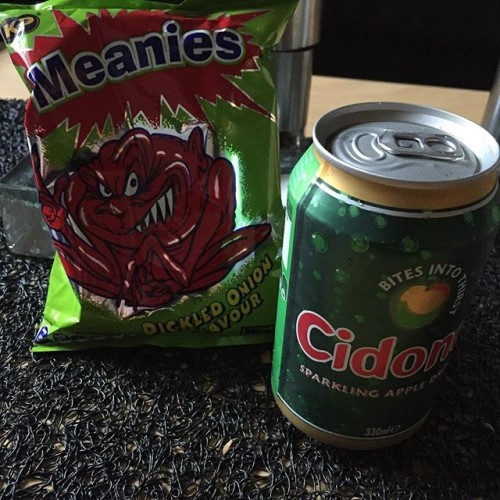 You know your Irish when... I found these is the local shop #bsbeauty15 #beautyblog #beautyblogger #backpacker #sydneylife #meanies #cidona #irish #homegrown #homecomforts #irishsnacks