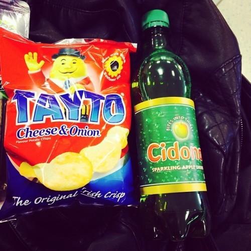 Hangover #ireland #cidona #tayto #help