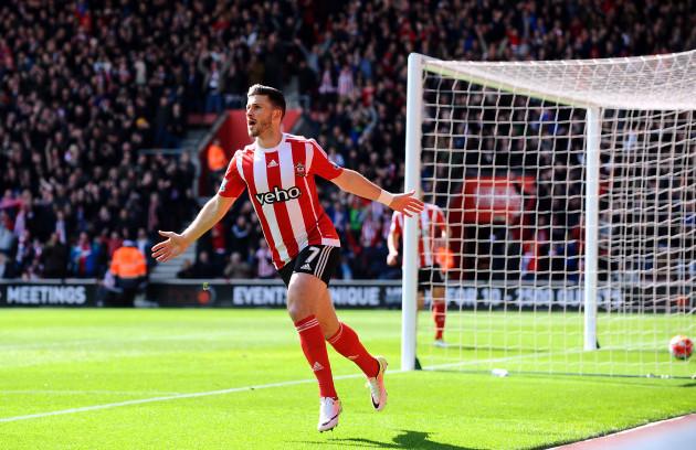 Southampton v Newcastle United - Barclays Premier League - St Mary's