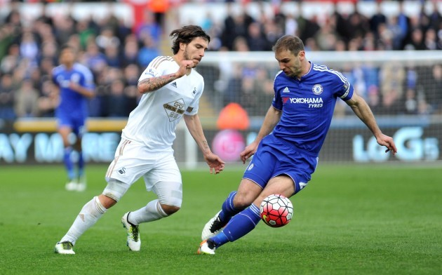 Swansea City v Chelsea - Barclays Premier League - Liberty Stadium