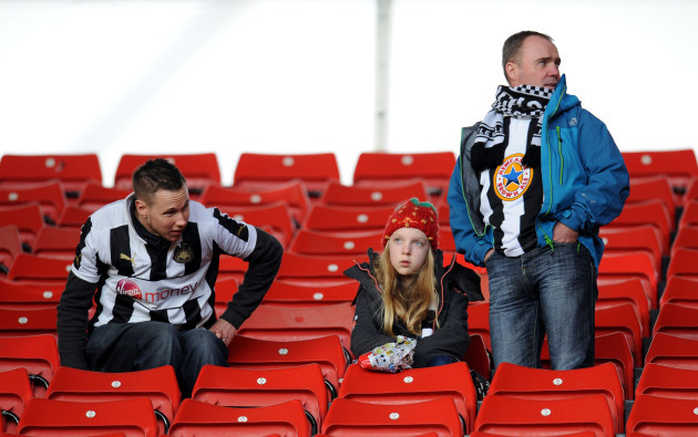 Southampton v Newcastle United - Barclays Premier League - St Mary's