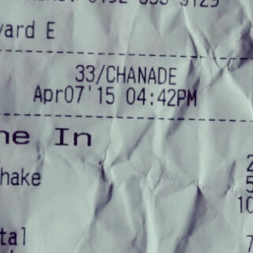 This was a new one...pronounced 'Cha-nah-day' #irishnameproblems #thatsnotmyname #ohnanawhatsmyname #ohnanaitssinead