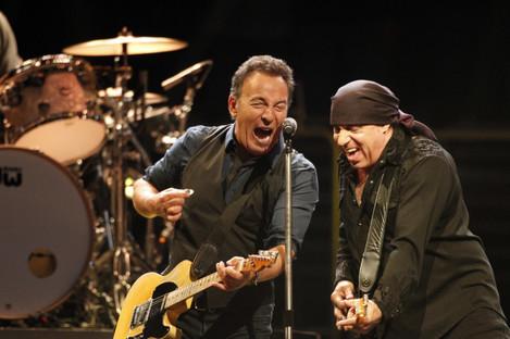 Springsteen's Wrecking Ball Concert - Philadelphia