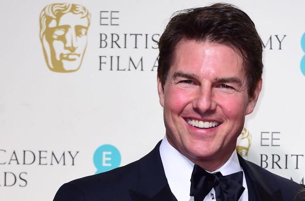 BAFTA Film Awards 2016 - Press Room - London