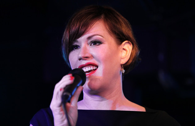 Britain Molly Ringwald Concert