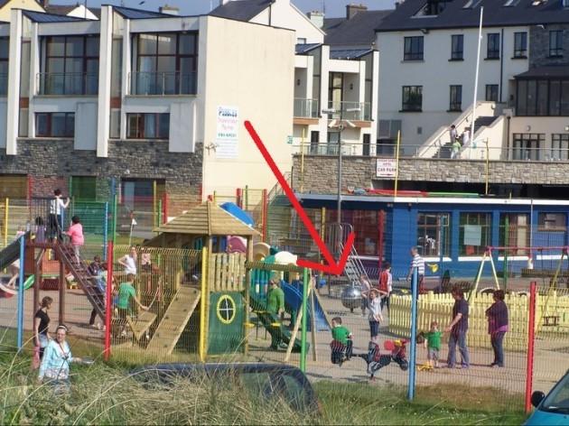 enniscrone playground