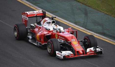 Australia F1 GP Auto Racing