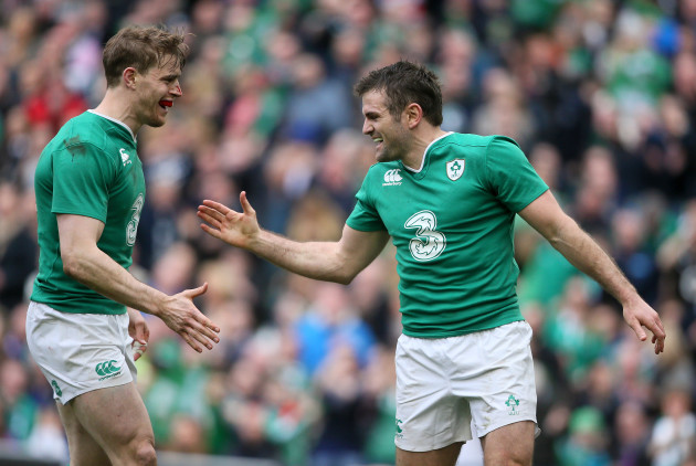 Ireland v Italy - 2016 RBS Six Nations - Aviva Stadium