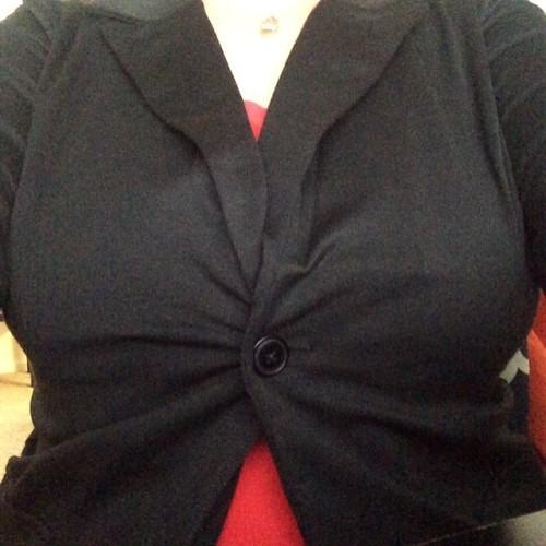 #bigboobprobs But hey look at my waist!