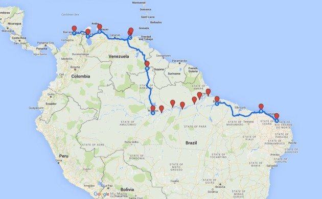 Best Road Trip Usa Map.My Best Road Trip An Ancient Vw Camper No Air Con And A South