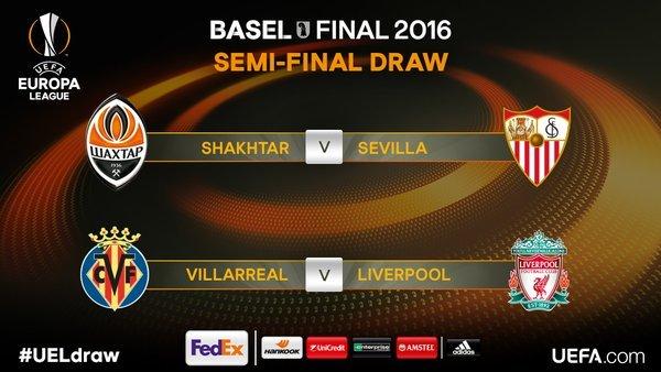Europa League semi-final