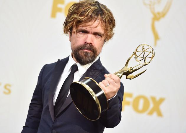 67th Primetime Emmy Awards - Press Room