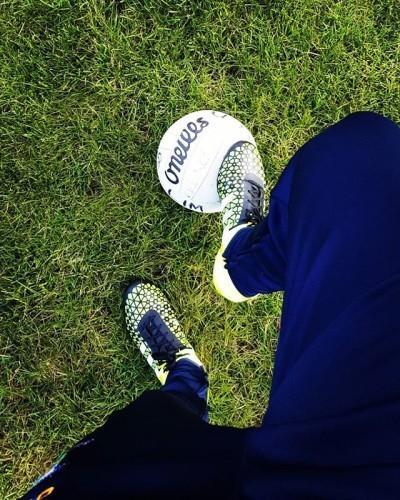 New season ahead #GAA #newboots #adidas #gaelic wolfhounds #oneills #ulstergaa