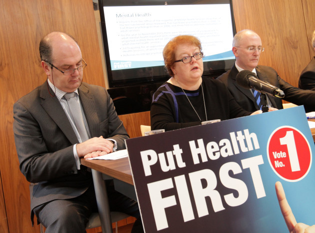 11/2/2016 Irish Medical Organisation Press Conferences