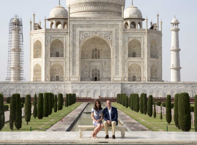 Royal visit to India and Bhutan - Day 7