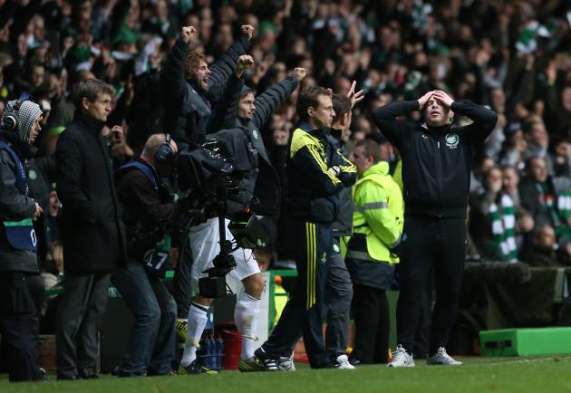 Soccer - UEFA Champions League - Group G - Celtic v Barcelona - Celtic Park