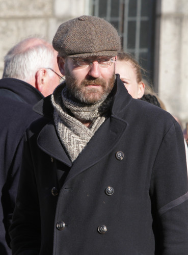 1/2/2013 Dr Pat Tubridy Funeral Scenes