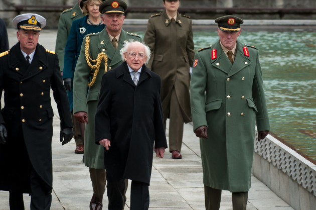 26/3/2016 1916 Easter Rising Centenary Celebrations