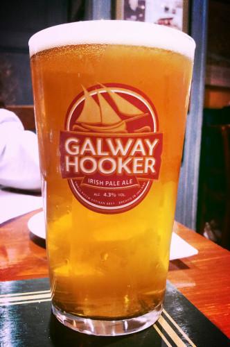 Galway Hooker: Irish Pale Ale