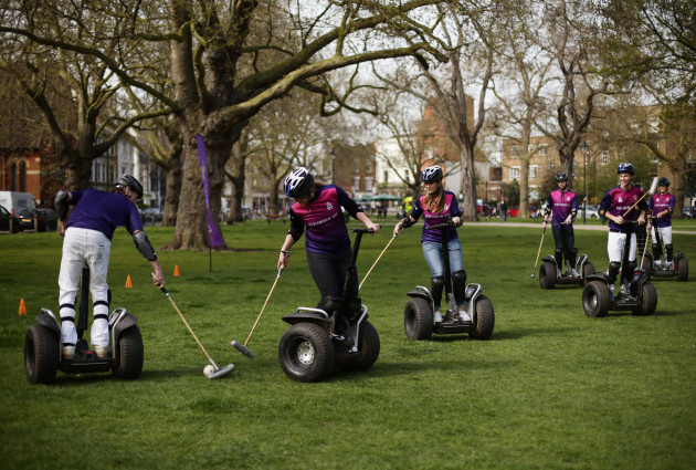 Segway Polo Day Parsons Green