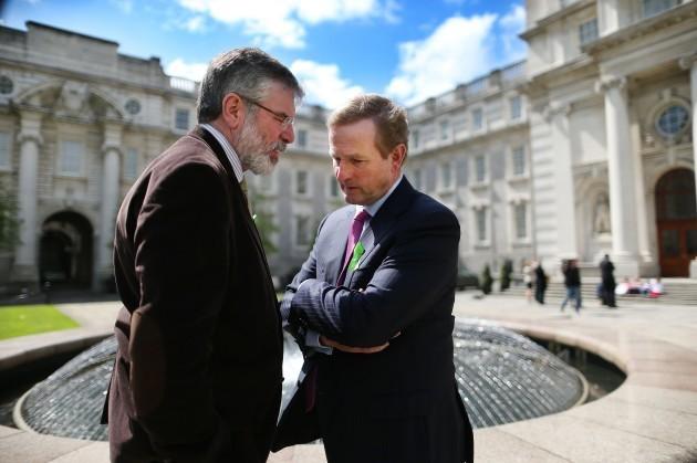 Kenny meets Adams