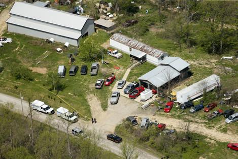 APTOPIX Ohio Shootings