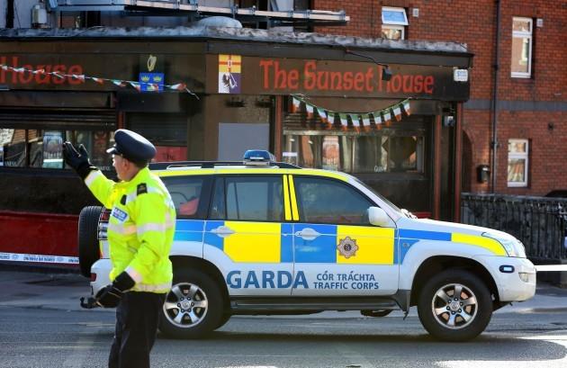 Shootings in Dublin