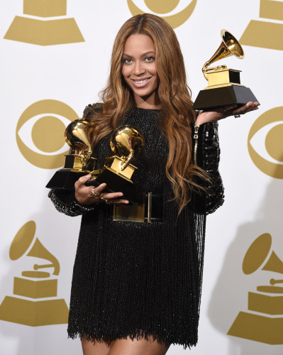 57th Annual Grammy Awards - Press Room - Los Angeles